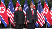 Trump Reportedly Regarded 'Little Rocket Man' Nickname He Gave To Kim As His Best One Ever