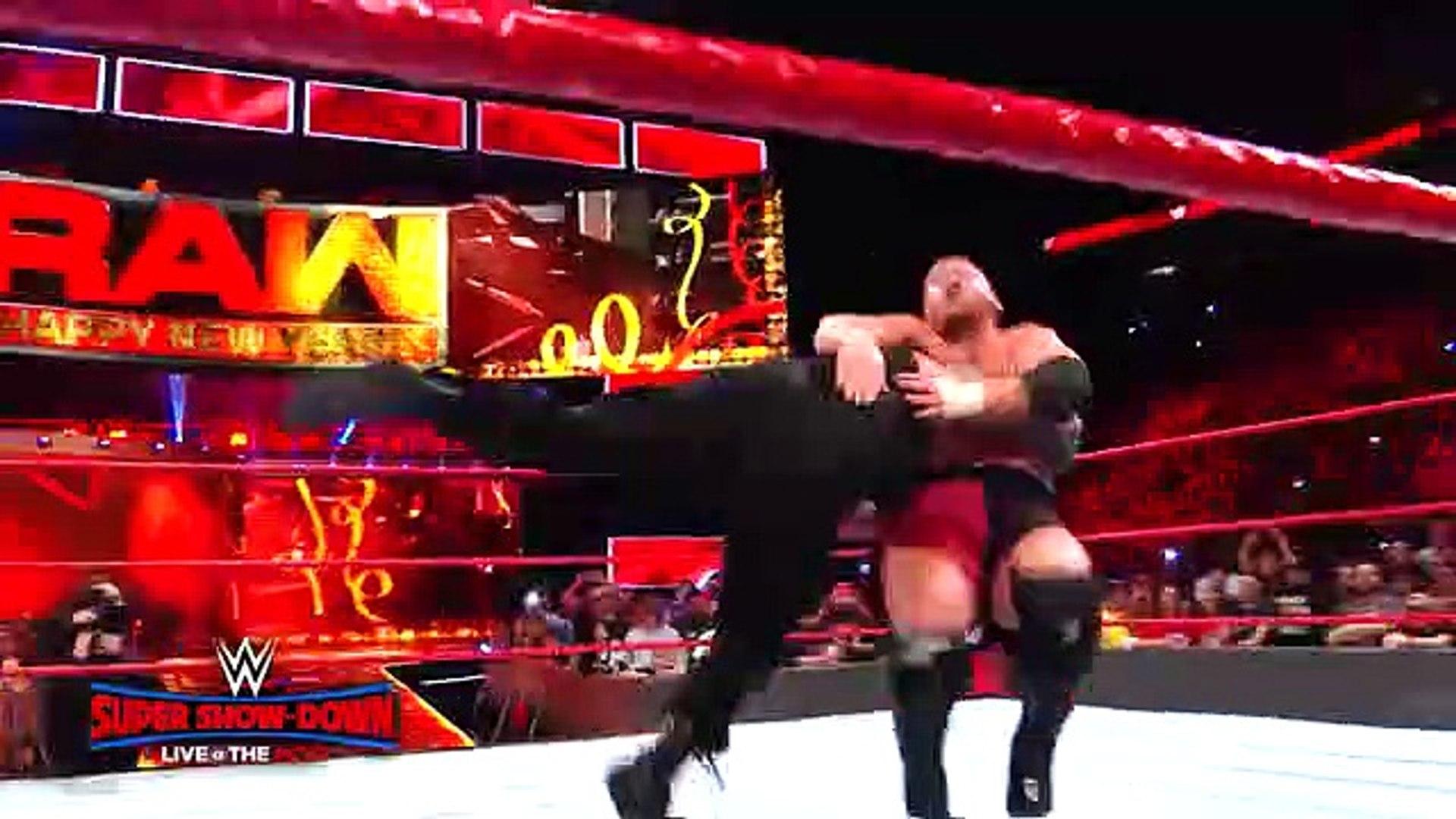 Roman Reigns will make Melbourne, Australia his yard at WWE Super Show-Down his yard