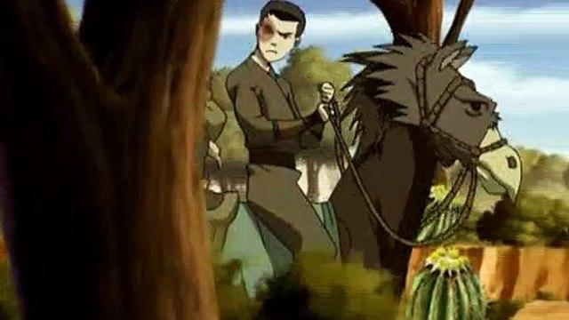 Avatar The Last Airbender - S02E11 - The Desert