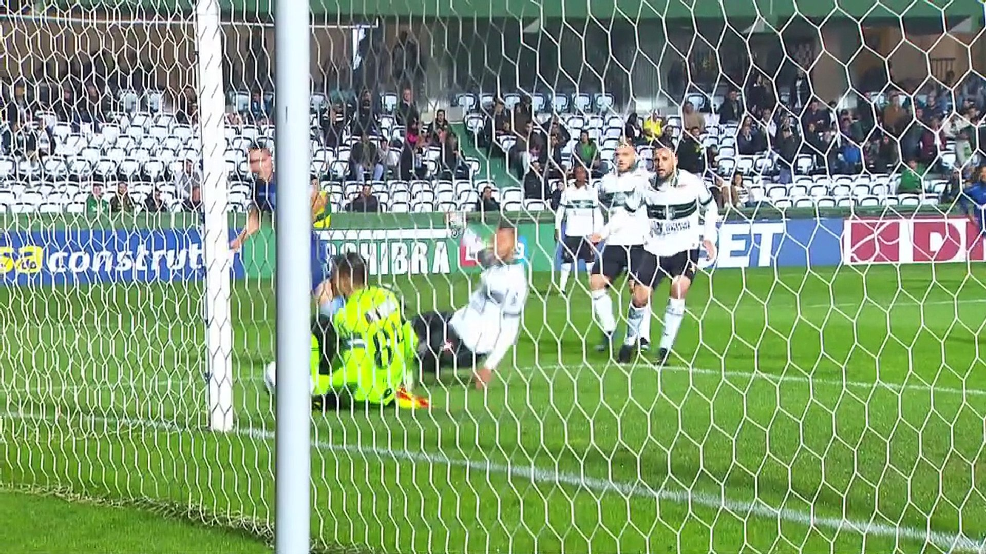 [MELHORES MOMENTOS] Coritiba 0 x 1 Londrina - Série B 2018
