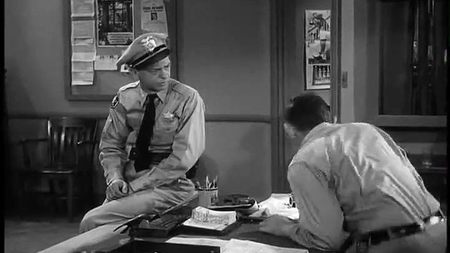 The Andy Griffith Show S01E28 - Andy Forcloses