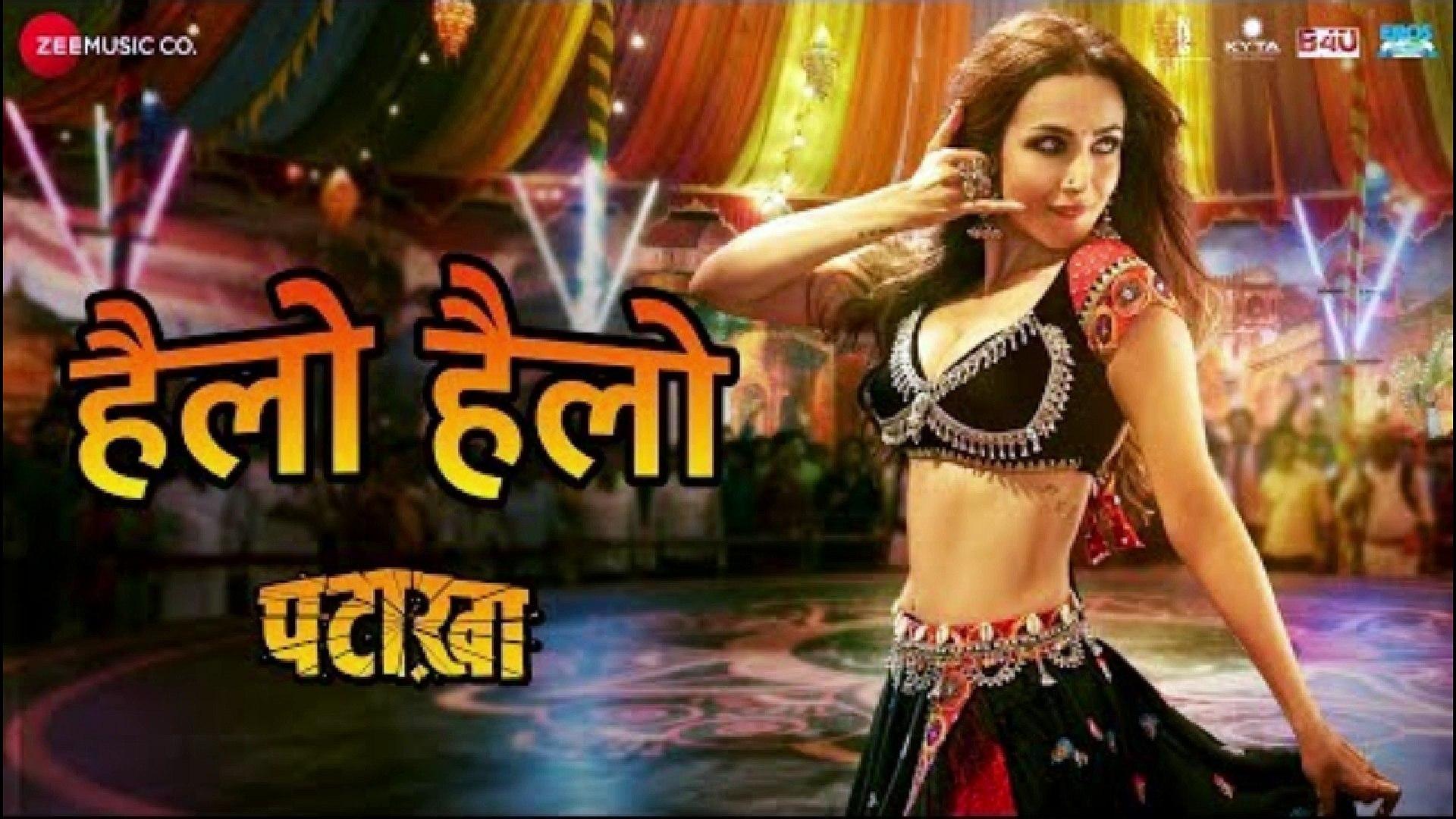 Hello Hello    Pataakha   Malaika Arora   Vishal Bhardwaj & Rekha Bhardwaj   Gulzar   Ganesh Ach