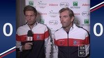 Coupe Davis #FRAESP : le quiz Mahut-Benneteau