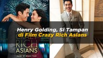 Henry Golding, Si Tampan di Film Crazy Rich Asians