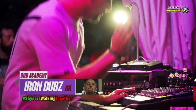 IRON DUBZ live @ Dub Academy 2018