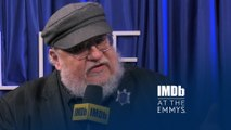 """George R.R. Martin on """"Game of Thrones"""" Prequels"""