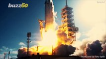 Could rockets powered by light soon be launched into space?