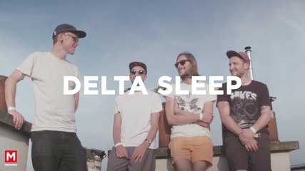 DELTA SLEEP - Up On The Roof #4 - Live session (Paris)