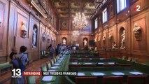 Journées du patrimoine : nos trésors français