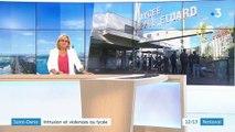 Saint-Denis : intrusion et violences au lycée Paul-Éluard