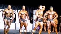 2018 MR. OLYMPIA CLASSIC PHYSIQUE PREJUDGING (1ST AND FINAL CALL OUT) - BREON ASHLEY CHRIS BUMSTEAD - Bodybuilding Muscle Fitness Mr Olympia