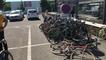 Des dizaines de vélos collectés pour les migrants