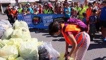 Romans-Bourg-dePéage : La chasse aux déchets pour le World cleanup day