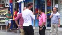 Döviz bürosundan soygun (2) - İSTANBUL