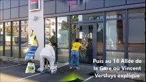 Nouvelle action contre la Société Générale à Villefranche-sur-Saône