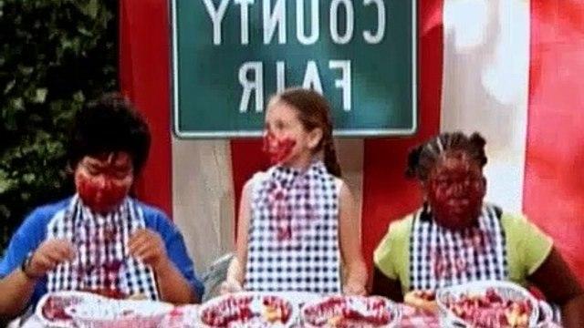 Hannah Montana S01E25 Smells Like Teen Sellout