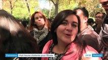 Journée du patrimoine : huit heures d'attente pour l'Élysée