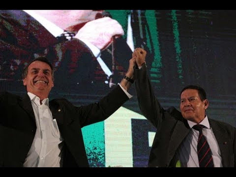 Levanta-te Bolsonaro!