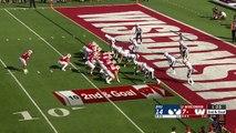 Alec Ingold Ties It Up vs. BYU | Wisconsin | Big Ten Football