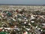 Horrible : cette plage de République dominicaine est envahie de déchets plastiques !