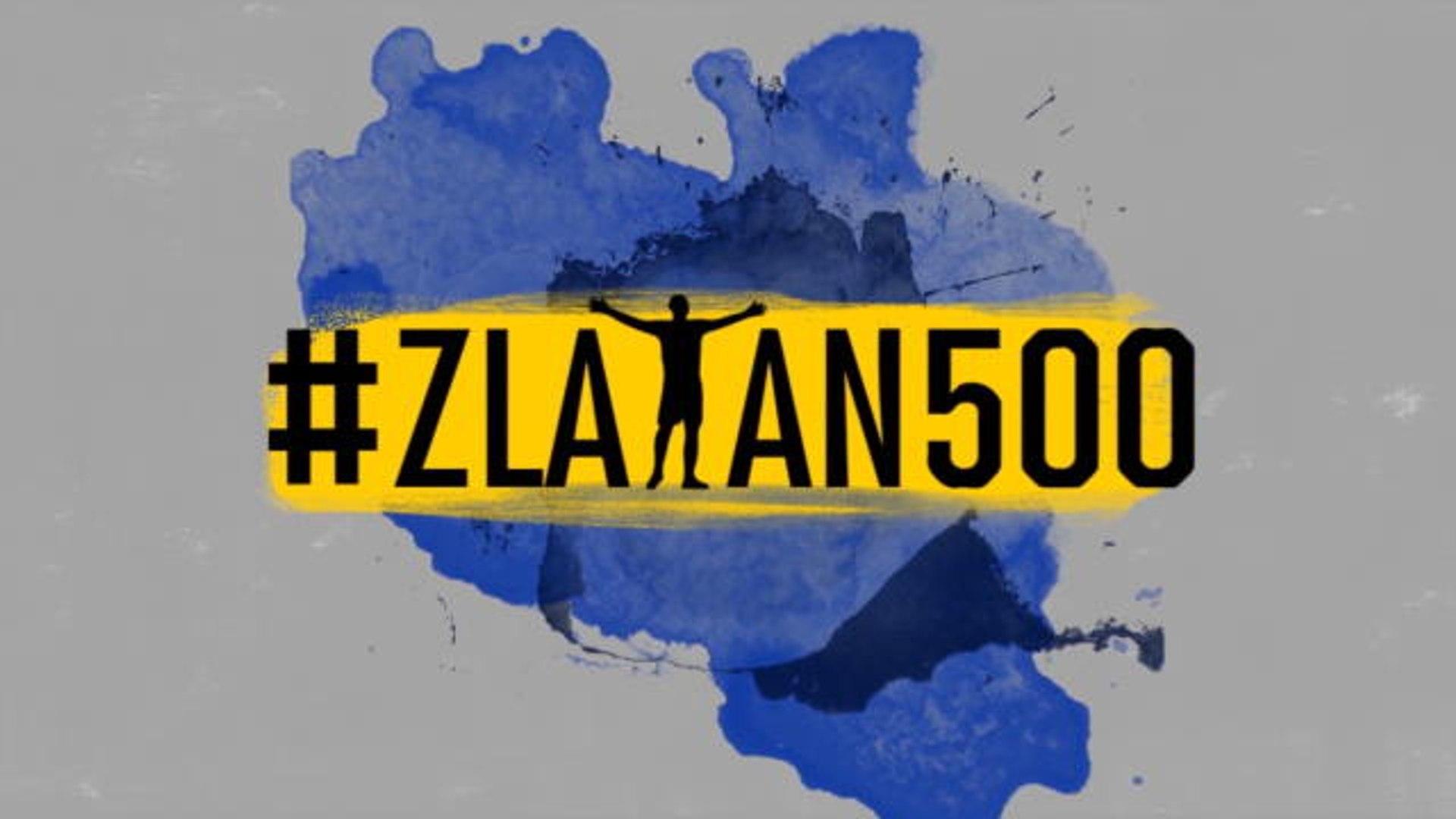 MLS - Le LA Galaxy célèbre le 500e but d'Ibrahimovic