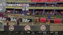 Jeffrey Herlings battles with Antonio Cairoli - Race 2 - MXGP of the Netherlands 2018