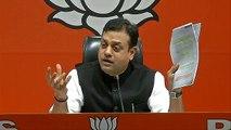 Press Conference by Dr. Sambit Patra at... - Bharatiya Janata Party (BJP)