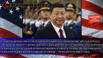 latest BREAKING News of the world!! From Chinese President… USA AND CHINA NEWS UPDATES TODAY 12 APRIL 2018