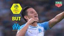 But Florian THAUVIN (80ème) / Olympique de Marseille - EA Guingamp - (4-0) - (OM-EAG) / 2018-19