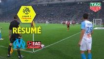 Olympique de Marseille - EA Guingamp (4-0)  - Résumé - (OM-EAG) / 2018-19
