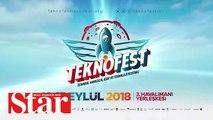 Teknofest'e Yavuz Sultan Selim Köprüsü'nden nasıl giderim?