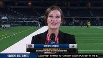 Giants vs Cowboys Recap | Cowboys Defense Record 6 Sacks