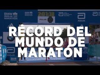 ¡¡2:01:39 en Maratón!!