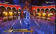 """SILVIA CANTA """"Cucurrucucu Paloma"""" EN 10 CONCIERTO DE ( La Academia 2018 ) TV AZTECA"""