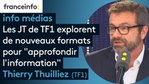 """Les JT de TF1 explorent de nouveaux formats pour """"approfondir l'information"""""""