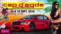 CAP D'AGDE - Motor festival tuning 2018