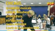 Dans les coulisses de la comédie musicale Chicago