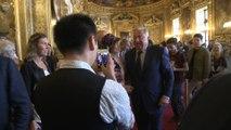 [Journées européennes du Patrimoine] Gérard Larcher, Président du Sénat, à la rencontre des visiteurs