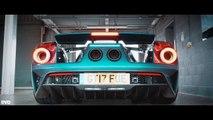 Ford GT v Porsche 911 GT2 RS v Mercedes-AMG GT R v Lotus Exige Cup | evo LEADERBOARD