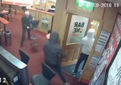 Armed Robbery of Bookmakers Foiled by 83-Year-Old and Staff