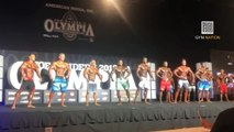 Jeremy Buendia Posing Routine at 2018 Mr. Olympia (Last Olympia) - Bodybuilding Muscle Fitness Men's Physique Mr Olympia 2018