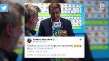 OM-Guingamp : Griezmann, Paganelli, Winamax... le meilleur des réseaux sociaux