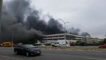 Kings Plaza Fire: Brooklyn Shopping Center Fire Engulfs Cars