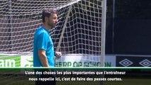 """1ère j. - Angelino : """"Van Bommel et Guardiola sont des entraîneurs similaires"""""""