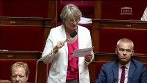 Intervention dans l'hémicycle pour défendre un amendement d'interdiction du glyphosate dans trois ans