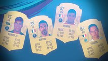 Les notes des 10 meilleurs joueurs de Ligue 1 sur FIFA 19