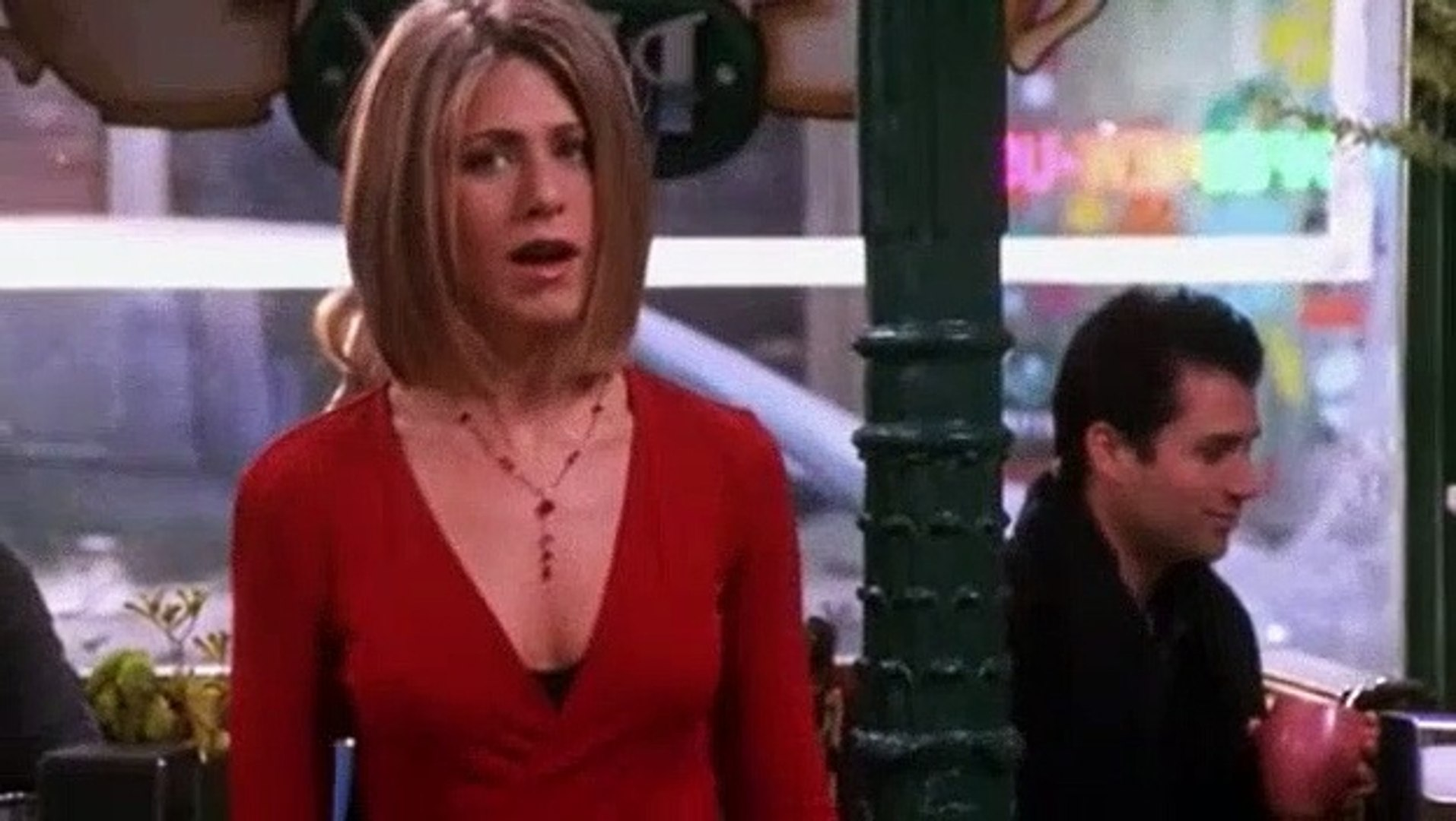Friends S07E15 The One with Joey's New Brain