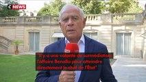 François Patriat: «Il y a une volonté de surmédiatiser l'affaire Benalla pour atteindre directement le chef de l'État»