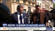 Procès Pastore: Le gendre et 9 autres accusés jugés à partir aujourd'hui