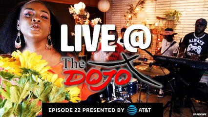 Watch: Live at the Dojo | Mariama Tatum | Episode 22